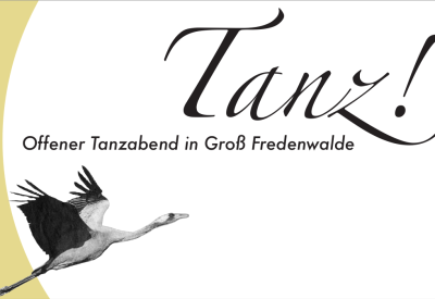 Offener Tanzabend Sa. 5.12.2015