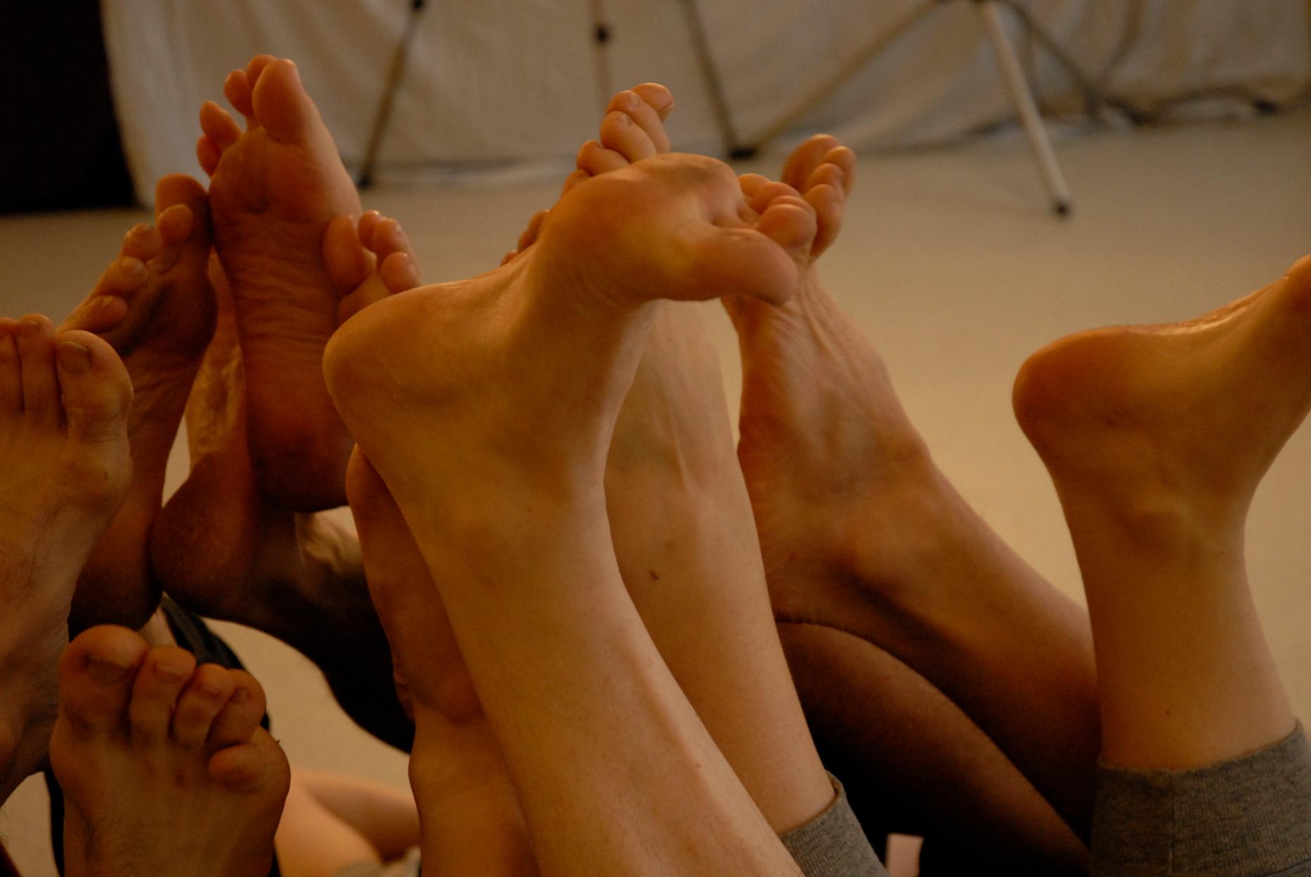 Füße 3