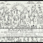 flyer bauwoche